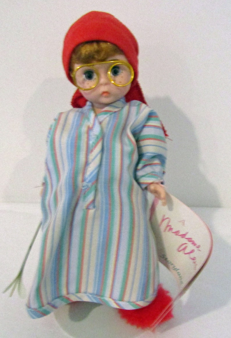 Peter Pan Madame Alexander Doll Comes With Original Box #465