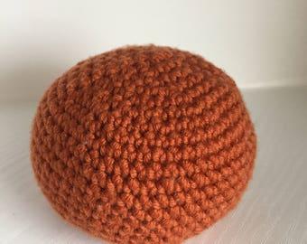 Amigurumi crochet ball pattern