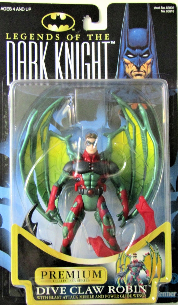 Robin Legends of the Dark Knight Series 1 from Batman Dive Claw
