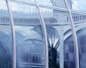 Looking Inwards - Kibble Palace