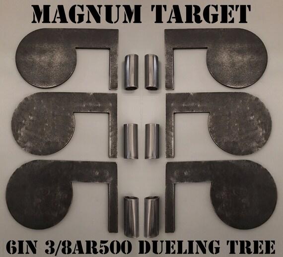 6 Inch range Shooting Range Metal Targets Low Prices   Shooting Targets