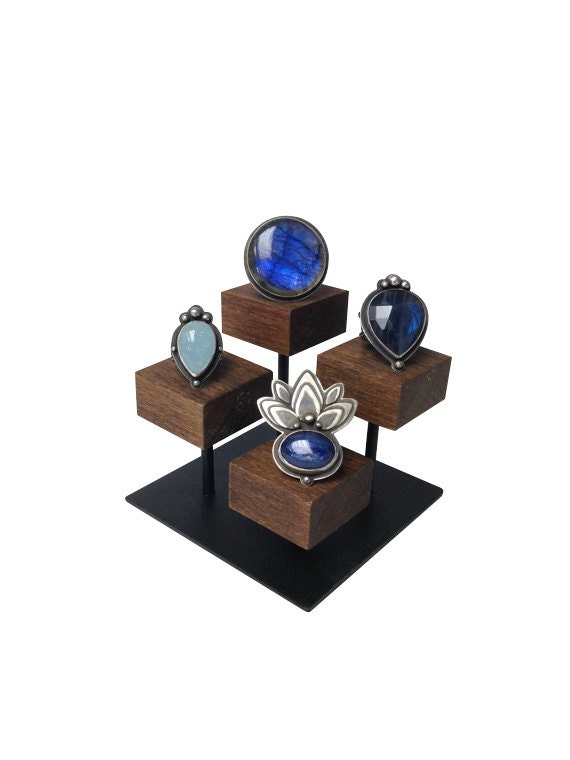 6d1e1e5b7e4 Ring display stand jewelry display jewelry stand ring