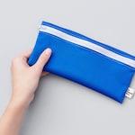 Reusable bag for pita, wrap, wand ~ Reusable snack and sandwich zipper bags