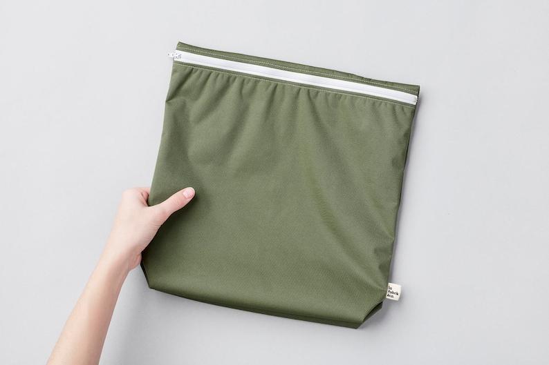 Sac réutilisable  Jumbo  Reusable zipper bags image 0