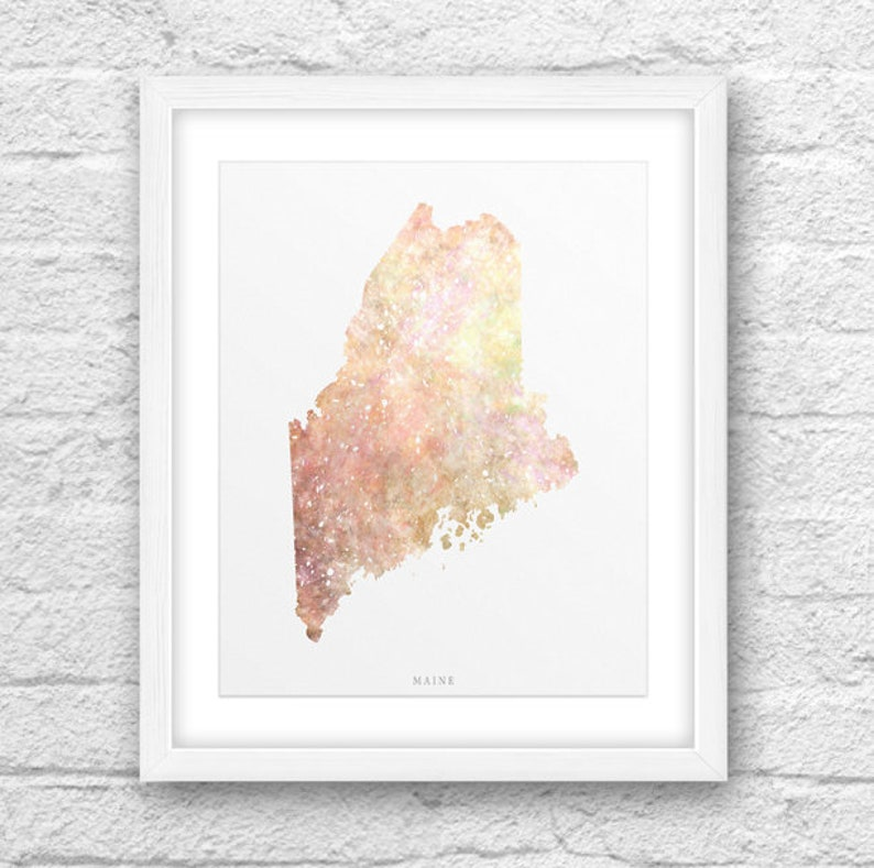 picture regarding Printable Map of Maine known as Maine Map, Maine Printable, Maine Artwork, Maine Map Artwork, Maine Printable Artwork, Fast Obtain, Maine Wall Artwork, Maine Artwork Printable, Maine 8x10