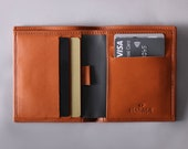 Leather RFID Bifold Wallet | Harber London