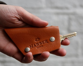 175ff0d01 Leather key holder | Etsy