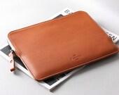 "Leather iPad Pro 10.5 Case 11"", 12.9"" & 9.7"" EVO Smart Keyboard Apple Pencil holder Leather Folio Sleeve Case   Harber London"