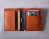 RFID Bifold Wallet | Slim RFID Leather Wallet | Mens Slim Bifold Leather Wallet | RFID Wallet | Mens Leather Wallet | Minimalist Wallet