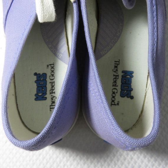 Lavendel Pastell Größe 6 Womens Keds 90er Vintage Schuhe Lila Turnschuhe SMUzVjqLGp
