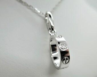 1c7b6e0423bef Cartier love bracelet | Etsy