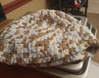 Adult Crochet Beanie Hat