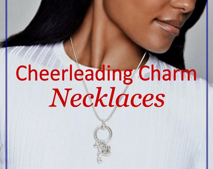 Cheerleading Necklaces