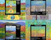 500 piece Jigsaw Puzzle by KarenWB, pick 1 of 6 designs: MoonOverEuclid, TreeofLife, MountainParticles, El Dorado, WoodlandStories, Yanapuma