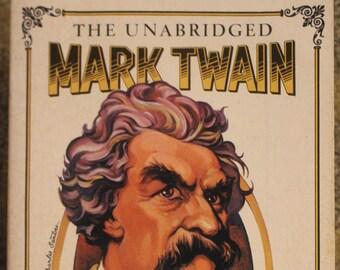 The Unabridged Mark Twain   Lawrence Teacher (1976, Running Press)