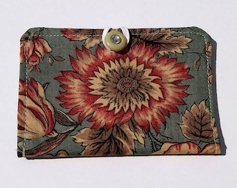 Card Holder, Business Card Holder, Mini Wallet, Fabric Card Case, Card Pocket