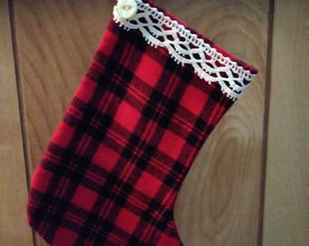 Stocking, Christmas Stocking, Christmas Decor, Holiday Decor