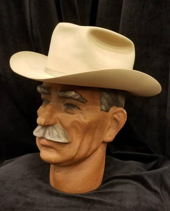 Vintage Stetson 100 Men s Hat John B. Stetson Stetson  2457e830791