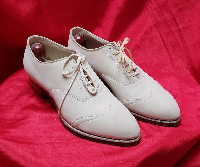 521c5bd703b7 Amazing Men s Shoes Gently Worn Vintage Gatsby