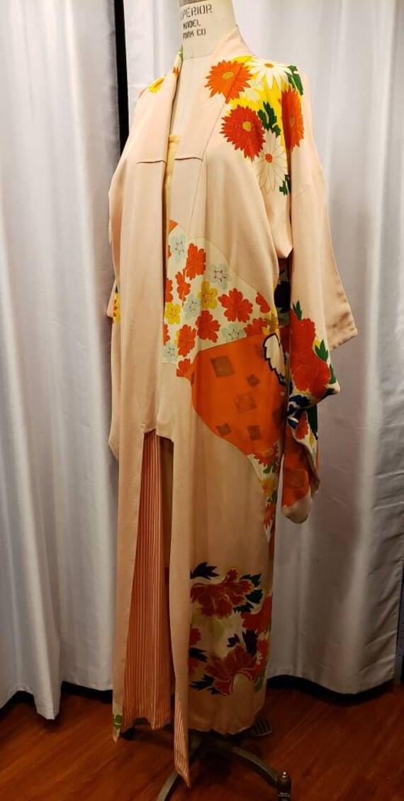 Beautiful ~ Kimono ~ 1930's ~ 1940's ~ 1950's ~  K