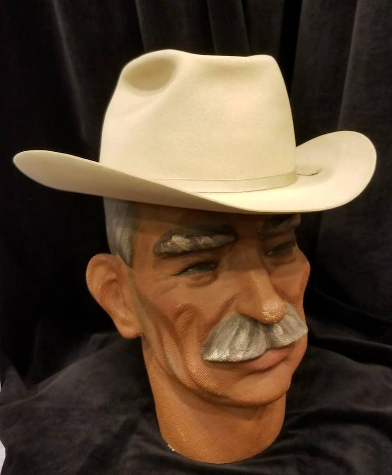 07f6aed1778 Vintage Stetson 100 Men s Hat John B. Stetson Stetson