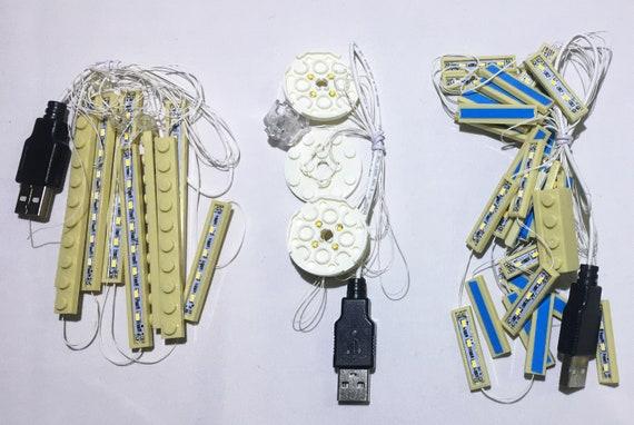 Kit di illuminazione a led per lego 10253 londra big ben etsy