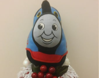 Thomas The Train Ornament Etsy