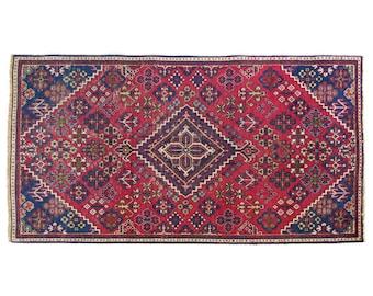 "MAX 3'5"" x 6'1"" Persian Rug"