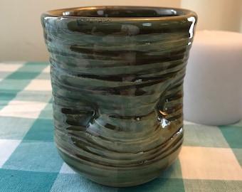 Seaweed Green Cup