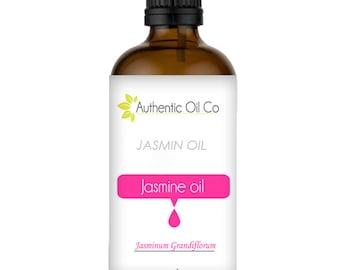 Jasmine Essential Oil 10ml 50ml 100ml