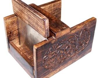 Soap Cutter Antique Wooden