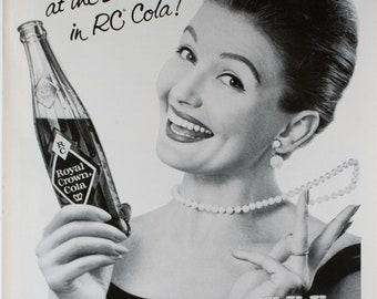 Vintage 1965 RC Cola Ad (65LIFE-07)