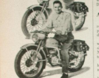 1950 Harley-Davidson 125 Ad (50-PATH-03)