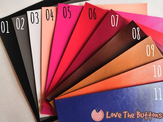 Thick Leather,Bow /& Earrings Supplies. 2mm 18cm x 18cm Faux Leather Sheet PU Leather Sheet Barbara Thick Faux Leather Synthetic Leather