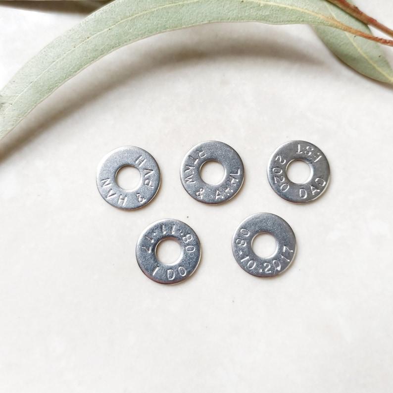 Custom Milestone Ring