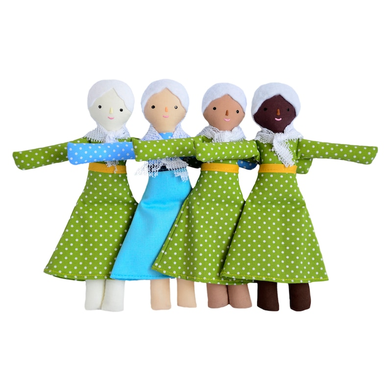Grandmother doll with customizable options. Make your own image 0