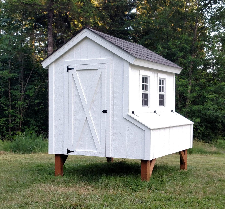 Chicken House Plans Chicken House Designs: Chicken Coop Plans PDF File Instant Download