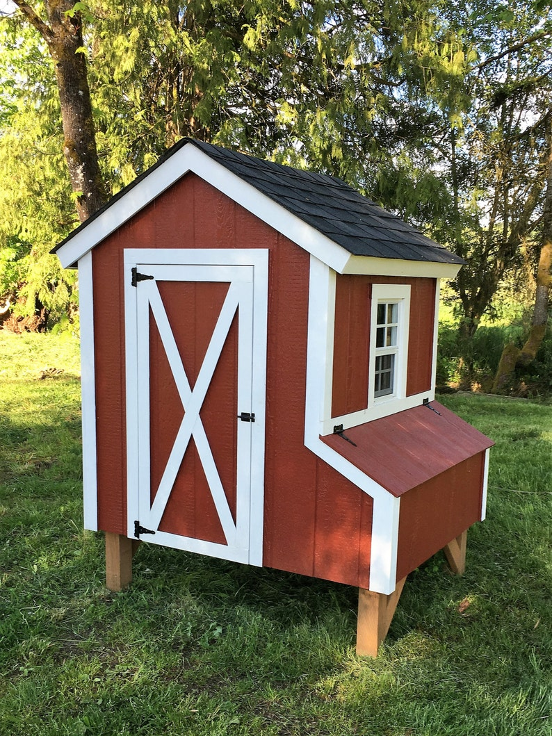 Chicken Coop Plans  PDF Download image 0