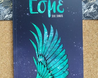 Esmé - queer graphic novel - GR/ENG