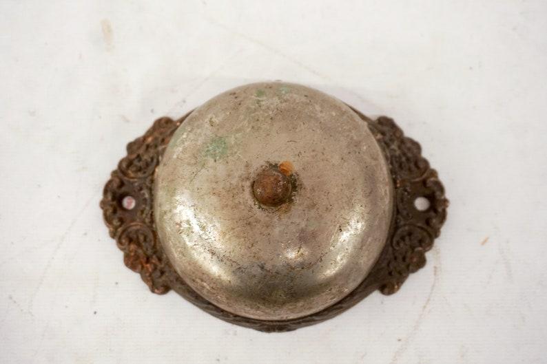 Merveilleux 1893 Russel U0026 Erwin Doorbell Turn, Mechanical Turning Door Bell, Ornate,  Architectural Salvage