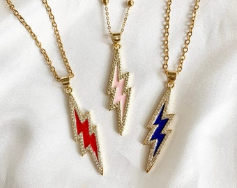 Cute black and orange enamel and gold plated lightning bolt gloomy thunderstorm rain cloud charms pendants sold as a pack of 5