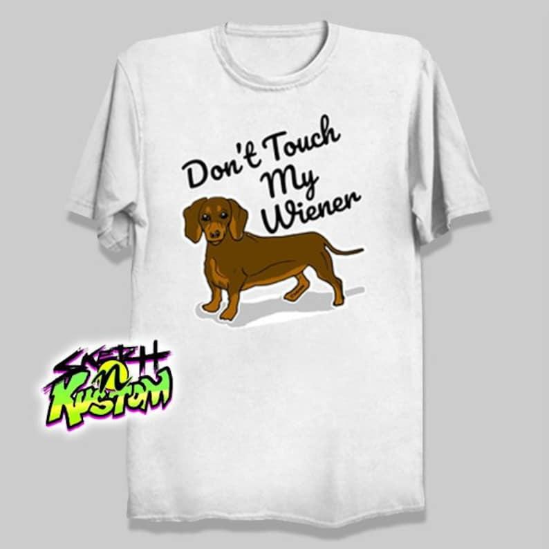 b40dba30 Funny Daschund T-Shirt // Daschund Tee // Wiener Dog Gifts   Etsy
