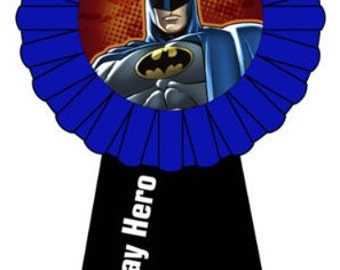 Batman Heroes and Villains Save The Date Birthday Party Invitations 8 Per Pkg