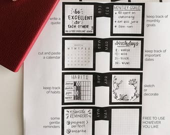 2018 Decade Thirty Creations PLANNER SET