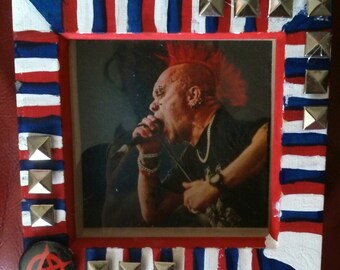 Spookshow Shrines exploited wattie punk art
