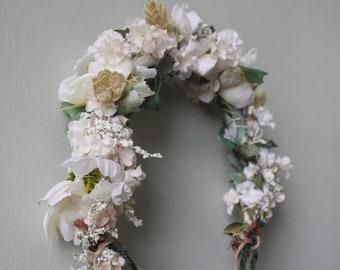 Deluxe Flower Crown