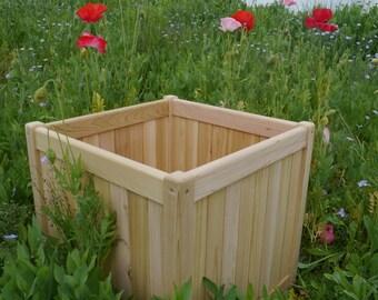 Western Red Cedar Planter Box