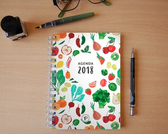 AGENDA POCKET 2018 (English version)