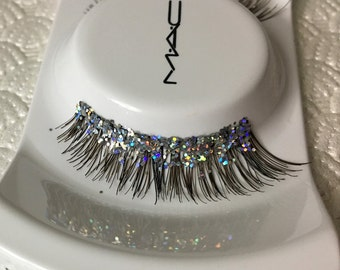 The Snow Queen - Holographic False Lashes