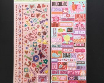 Alphabet Scrapbooking Rub On Transfers Lot Calendar Months /& Days for Planners Scrapbook Phrases and Expressions Scrapbook 400+ Ct